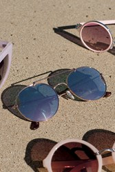Free People Neptune Metal Aviator