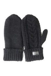 Australia Luxe Collective Knit Gloves Black