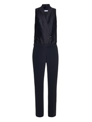 Camilla And Marc Walkover Silk Top Jumpsuit