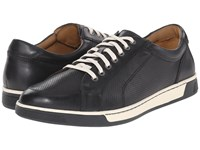 Cole Haan Vartan Sport Ox Pirate Black Men's Lace Up Casual Shoes
