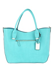 Jane Norman Tropical Turquoise Bag