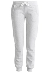 Venice Beach Andi Tracksuit Bottoms Light Grey Melange