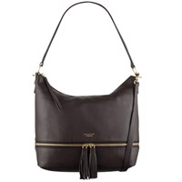 Radley Pickering Leather Medium Grab Bag Brown