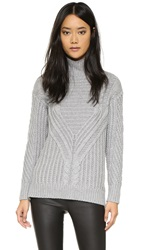 Parker Tawny Sweater Grey