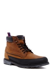 Ted Baker Siyrus Leather Boot Beige