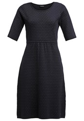 Taifun Jumper Dress Marine Blue