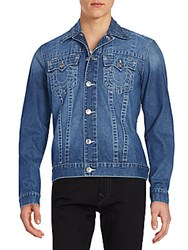 True Religion Denim Jacket Bolm Deer