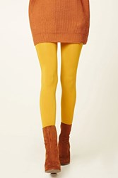 Forever 21 Classic Stirrup Tights