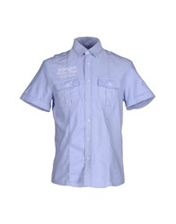 Blauer Shirts Shirts Men Lilac