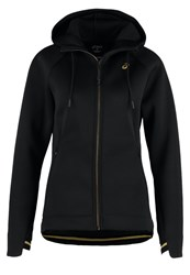 Asics Neoflex Tracksuit Top Performance Black