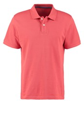 Tom Tailor Regular Fit Polo Shirt Dusty Mineral Red