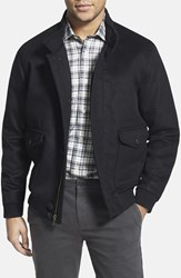 Men's Hart Schaffner Marx 'Hudson' Wool And Cashmere Jacket Black