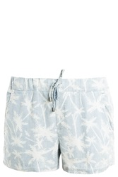 Splendid Palm Tree Shorts