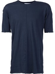 Daniel Patrick V Neck T Shirt Blue