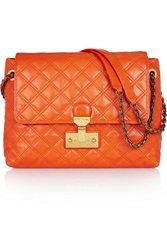 Marc Jacobs The Xl Single Quilted Leather Shoulder Bag