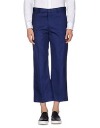 Msgm Trousers Casual Trousers Men Black