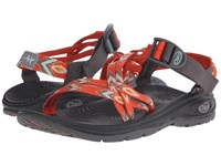 Chaco Z Volv X Feathered Red Women's Shoes