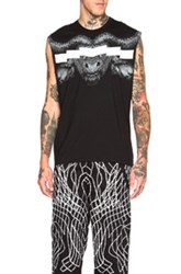Marcelo Burlon Pokigron Tank In Black