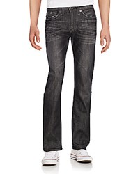 True Religion Geno Flap Pocket Slim Jeans Night