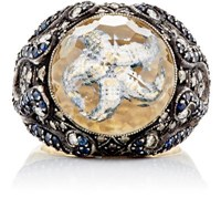 Sevan Bicakci Women's Starfish Intaglio Ring No Color