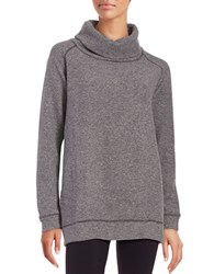 New Balance Active Turtleneck Sweatshirt Black
