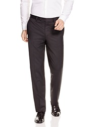 Jack Victor Loro Piana Classic Fit Trousers Black