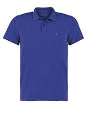 Guess Extraslim Fit Polo Shirt Boho Blue Dark Blue