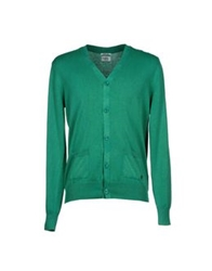 Rifle Cardigans Green
