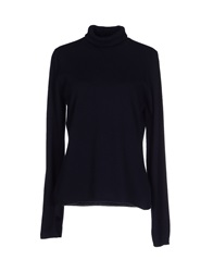 Ballantyne Turtlenecks Dark Blue