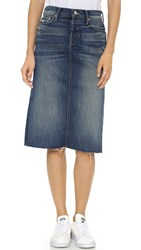 Mother Easy A Skirt Double Trouble