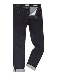 Only And Sons Weft Regular Fit Jeans Denim Indigo