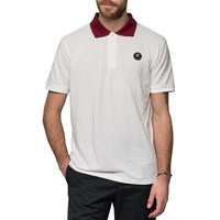 Wood Wood Off White Polo Shirt