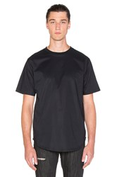 Black Scale Grant T Shirt Black