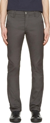 Levi's Grey Utility Commuter 511 Trousers