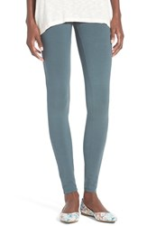 Junior Women's Bp. Essential Leggings Blue Slate