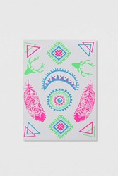 Topshop Neon Tribal Tattoo Pack Multi