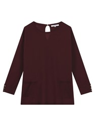 Gerard Darel Cypress Jumper Dark Red
