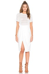 Finders Keepers My Mind Dress White