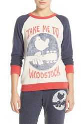Women's Lauren Moshi 'Odell' Graphic Pullover