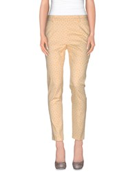 Xandres Trousers Casual Trousers Women Light Yellow