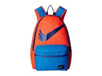 Nike Young Athletes Halfday Bts Backpack Bright Crimson Light Photo Blue White Backpack Bags