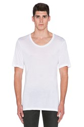 Blk Dnm T Shirt 20 White