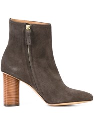 Jerome Dreyfuss Ankle Boots Brown