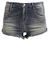 Ltb Amelie Denim Shorts Arvilla Wash Light Blue