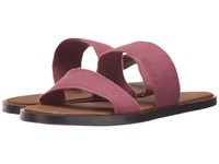 Sanuk Yoga Gora Gora Dusty Boysenberry Women's Sandals Pink