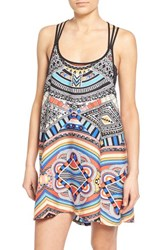 Women's Rip Curl Print Racerback Cover Up