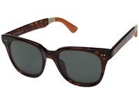 Toms Memphis 201 Tortoise Fashion Sunglasses Brown