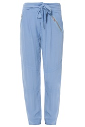 Paul And Joe Lk2 Cotton Zipper Loose Pant