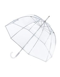 Totes Dotted Bubble Umbrella Clear