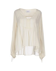 Axara Paris Shirts Blouses Women Ivory